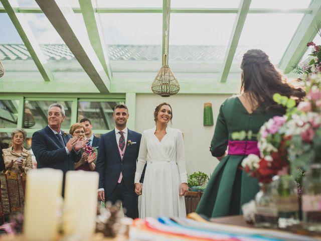 La boda de Victor y Noemí en Torrelodones, Madrid 199