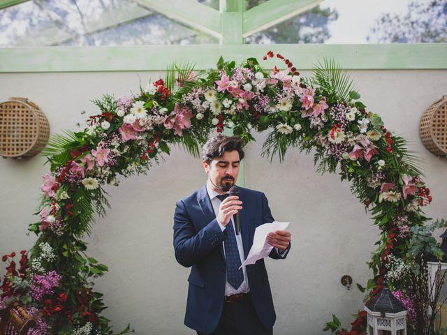La boda de Victor y Noemí en Torrelodones, Madrid 202