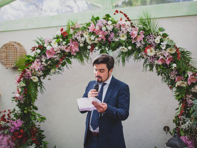 La boda de Victor y Noemí en Torrelodones, Madrid 203