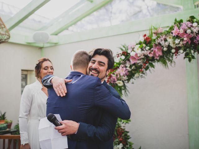 La boda de Victor y Noemí en Torrelodones, Madrid 206