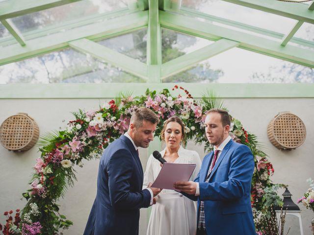 La boda de Victor y Noemí en Torrelodones, Madrid 211