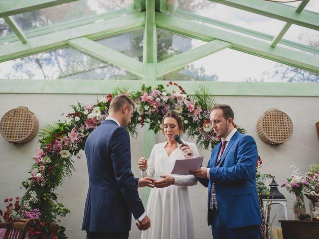 La boda de Victor y Noemí en Torrelodones, Madrid 214