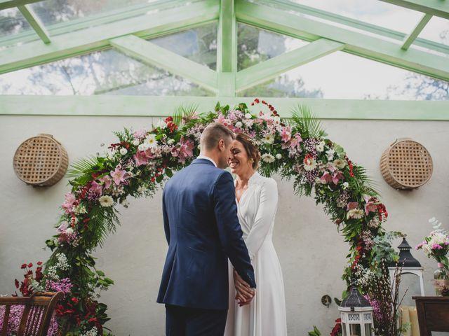La boda de Victor y Noemí en Torrelodones, Madrid 216