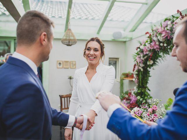 La boda de Victor y Noemí en Torrelodones, Madrid 218