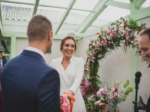La boda de Victor y Noemí en Torrelodones, Madrid 222