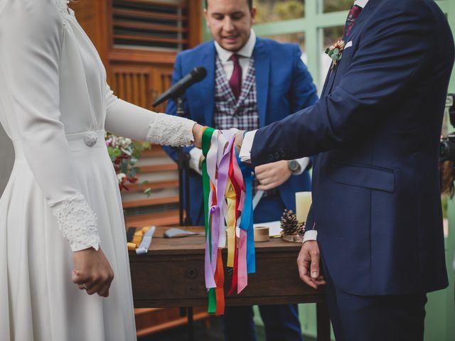 La boda de Victor y Noemí en Torrelodones, Madrid 224