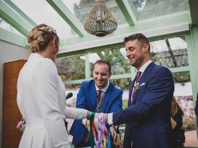 La boda de Victor y Noemí en Torrelodones, Madrid 225