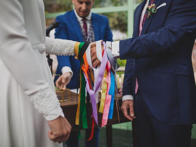 La boda de Victor y Noemí en Torrelodones, Madrid 227