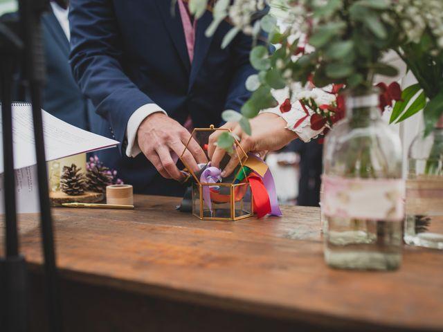 La boda de Victor y Noemí en Torrelodones, Madrid 228