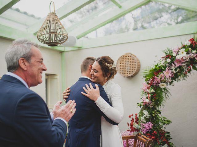 La boda de Victor y Noemí en Torrelodones, Madrid 234