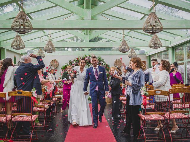 La boda de Victor y Noemí en Torrelodones, Madrid 236