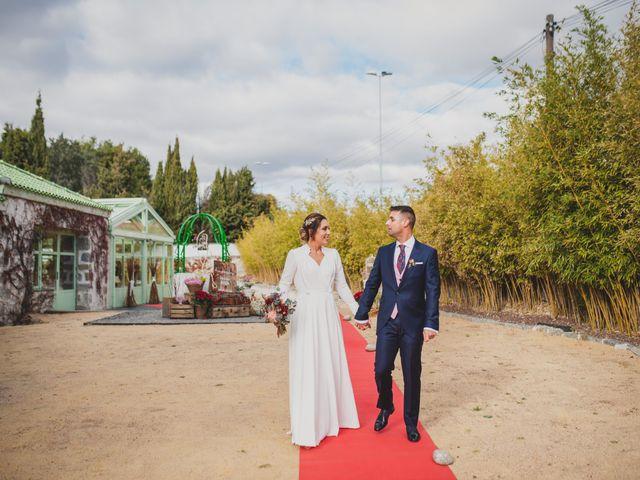 La boda de Victor y Noemí en Torrelodones, Madrid 242