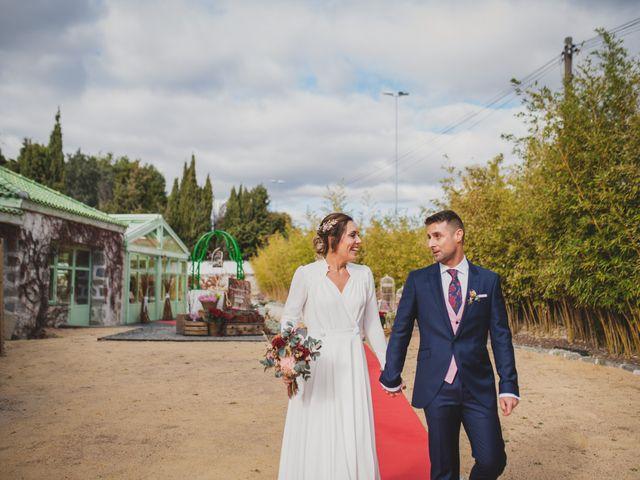 La boda de Victor y Noemí en Torrelodones, Madrid 243
