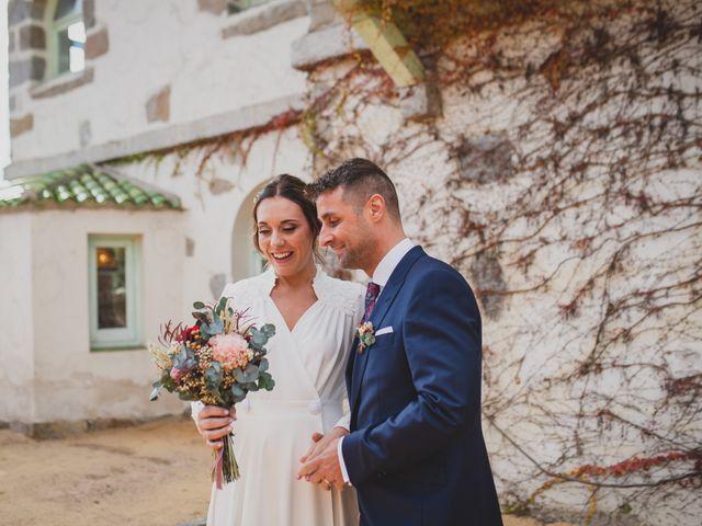 La boda de Victor y Noemí en Torrelodones, Madrid 245
