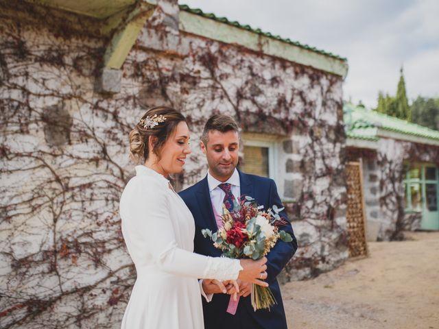 La boda de Victor y Noemí en Torrelodones, Madrid 246