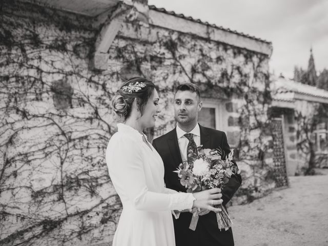 La boda de Victor y Noemí en Torrelodones, Madrid 247
