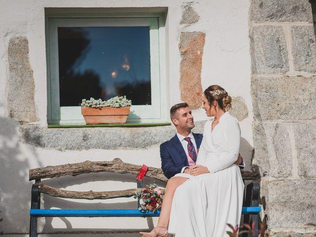 La boda de Victor y Noemí en Torrelodones, Madrid 249