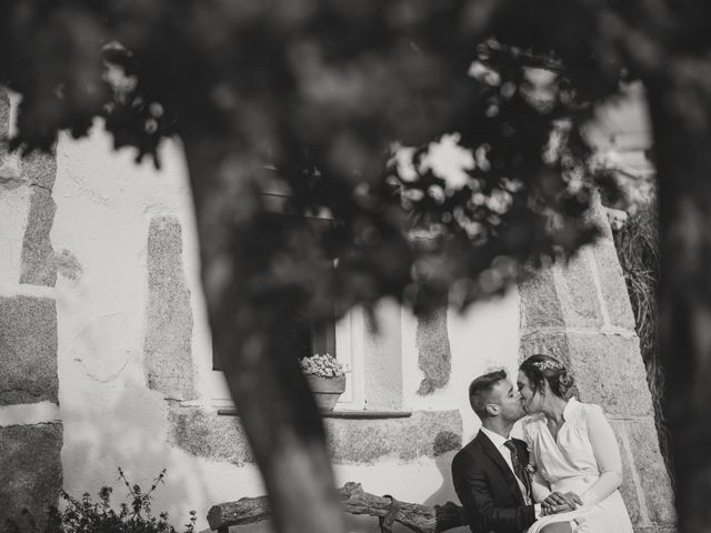 La boda de Victor y Noemí en Torrelodones, Madrid 252