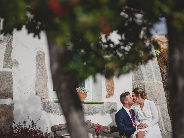 La boda de Victor y Noemí en Torrelodones, Madrid 253