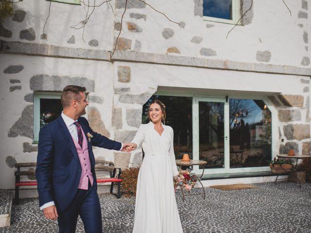 La boda de Victor y Noemí en Torrelodones, Madrid 254