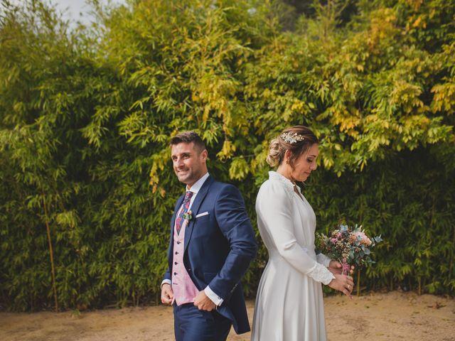 La boda de Victor y Noemí en Torrelodones, Madrid 256