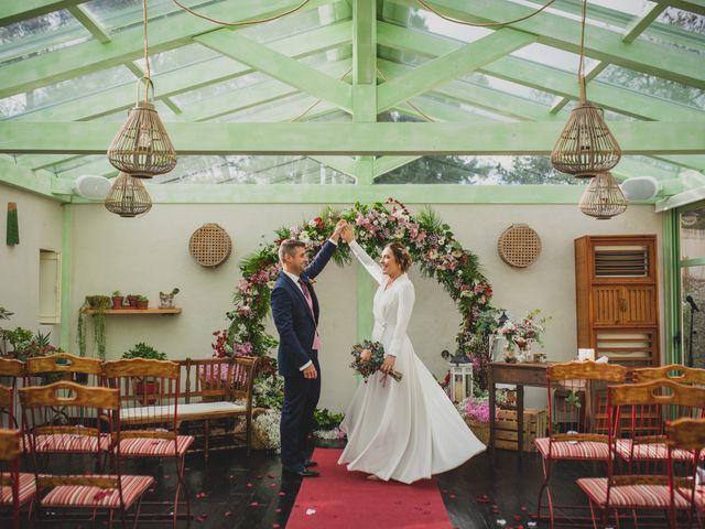 La boda de Victor y Noemí en Torrelodones, Madrid 262