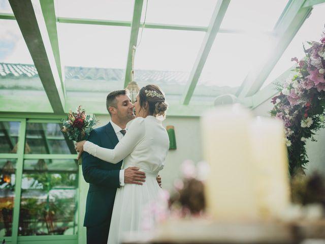 La boda de Victor y Noemí en Torrelodones, Madrid 265