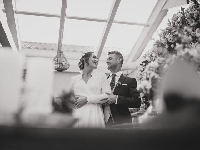 La boda de Victor y Noemí en Torrelodones, Madrid 266