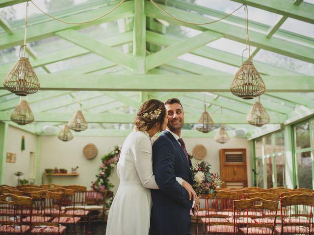 La boda de Victor y Noemí en Torrelodones, Madrid 272