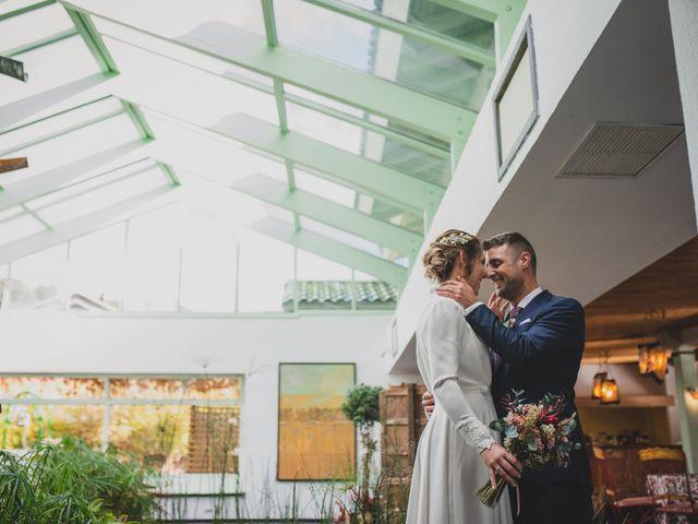 La boda de Victor y Noemí en Torrelodones, Madrid 274