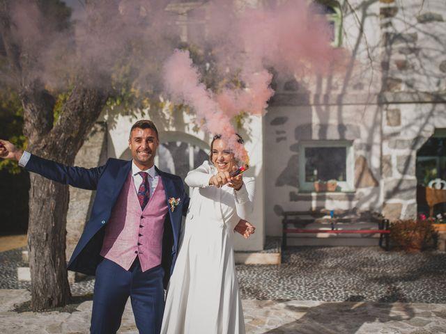 La boda de Victor y Noemí en Torrelodones, Madrid 277