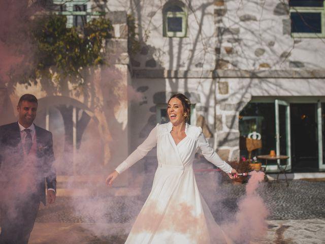 La boda de Victor y Noemí en Torrelodones, Madrid 278