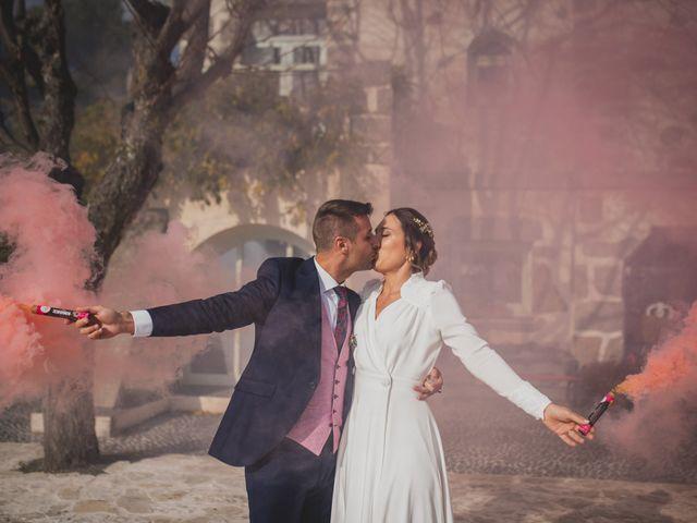 La boda de Victor y Noemí en Torrelodones, Madrid 279