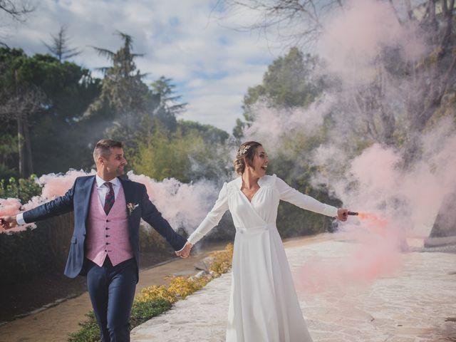 La boda de Victor y Noemí en Torrelodones, Madrid 280