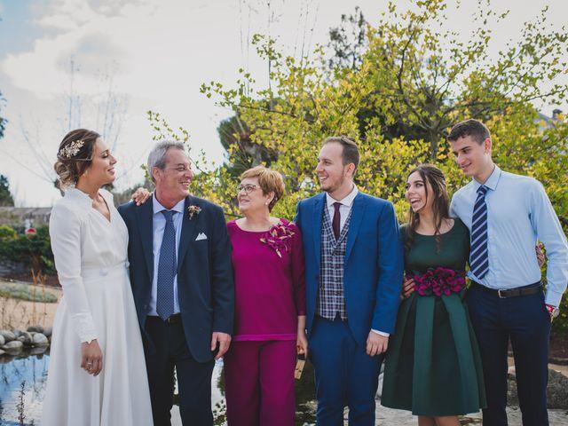 La boda de Victor y Noemí en Torrelodones, Madrid 315