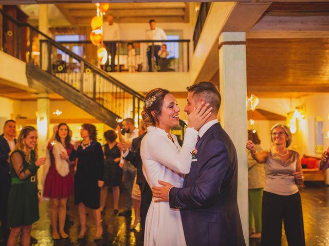La boda de Victor y Noemí en Torrelodones, Madrid 400