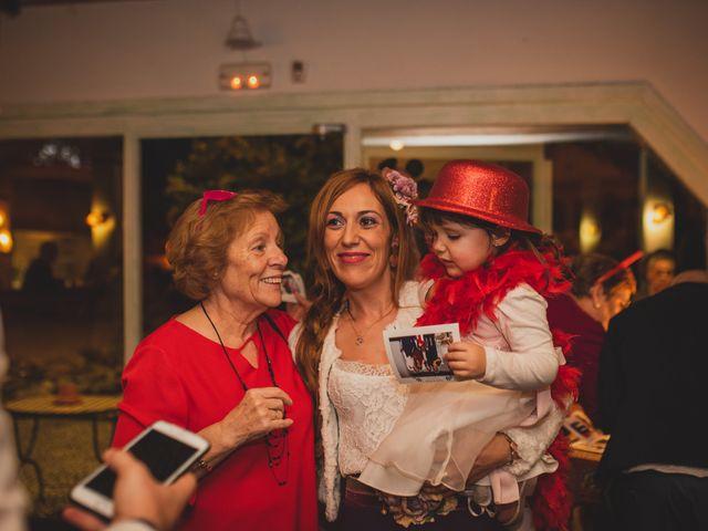 La boda de Victor y Noemí en Torrelodones, Madrid 427