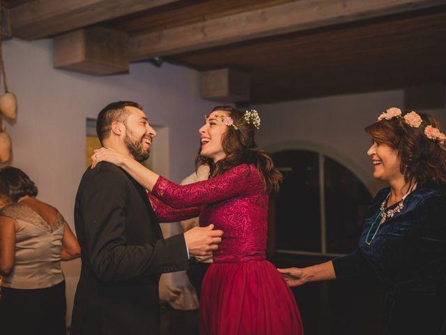 La boda de Victor y Noemí en Torrelodones, Madrid 435