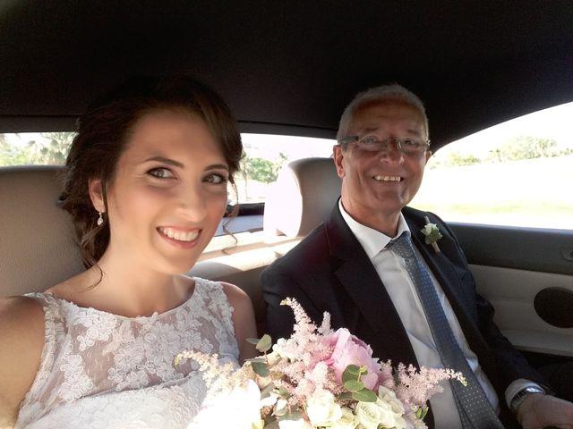 La boda de Ismael y Ana en Alacant/alicante, Alicante 1