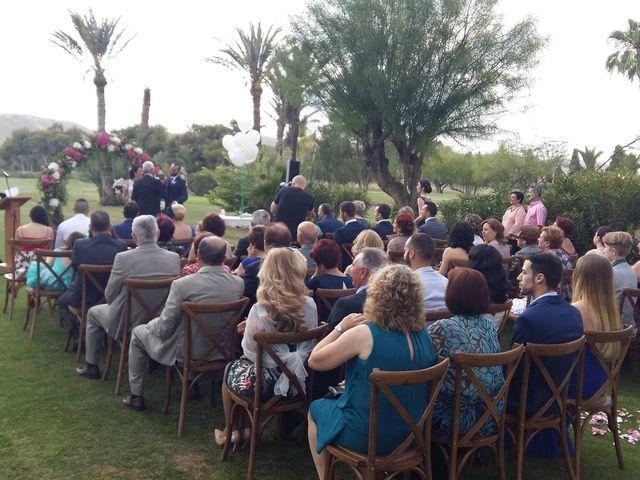 La boda de Ismael y Ana en Alacant/alicante, Alicante 4