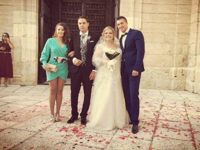 La boda de Ruben y Tania en Valoria La Buena, Valladolid 5