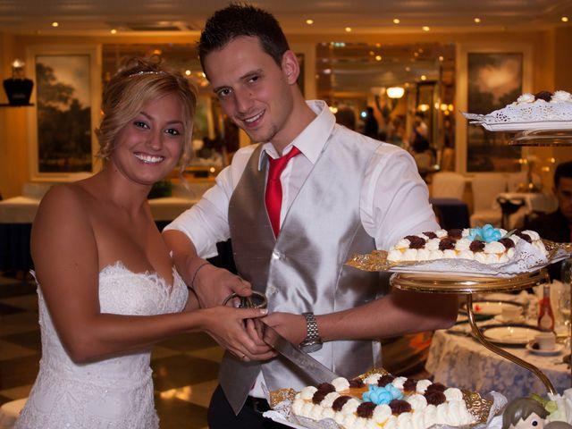 La boda de Miguel y Rebeca en Majadahonda, Madrid 1
