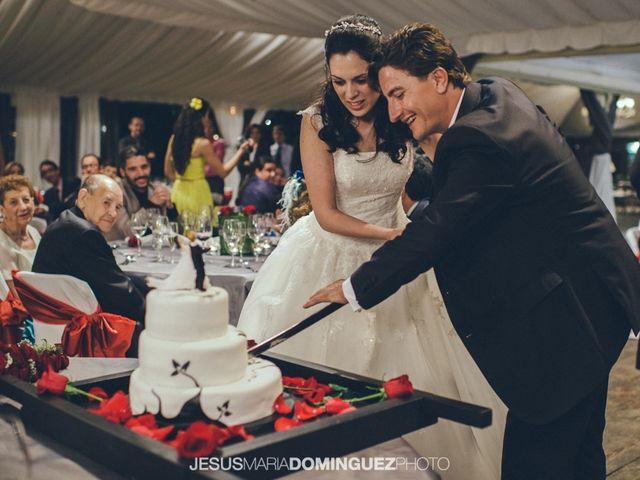 La boda de Aida y David en Villatobas, Toledo 4