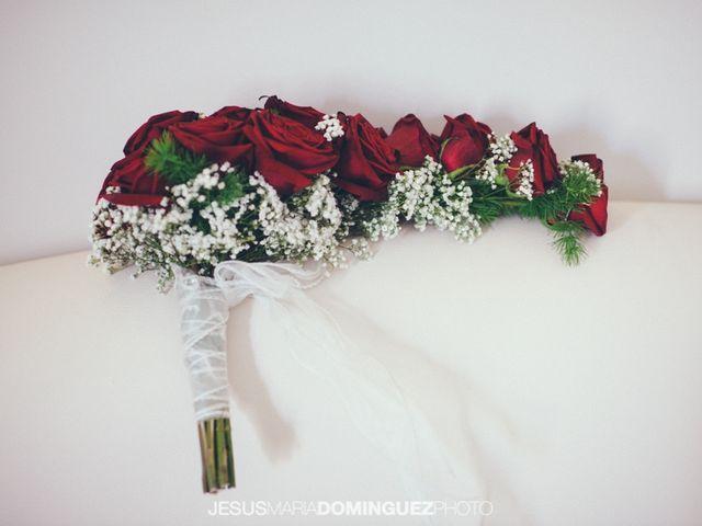 La boda de Aida y David en Villatobas, Toledo 12