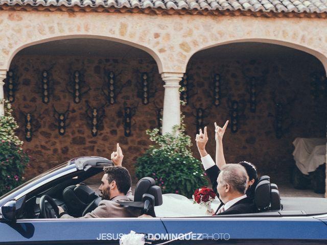 La boda de Aida y David en Villatobas, Toledo 14