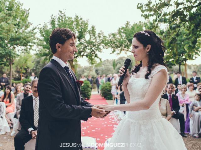 La boda de Aida y David en Villatobas, Toledo 16