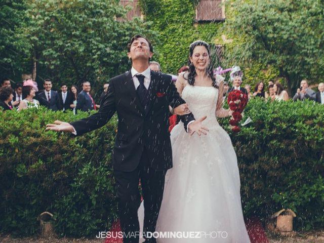 La boda de Aida y David en Villatobas, Toledo 18