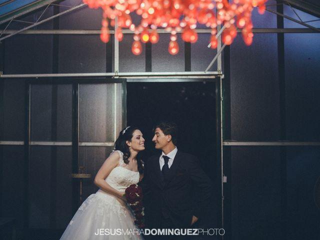 La boda de Aida y David en Villatobas, Toledo 20