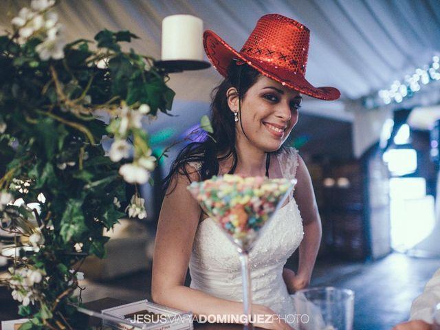 La boda de Aida y David en Villatobas, Toledo 23