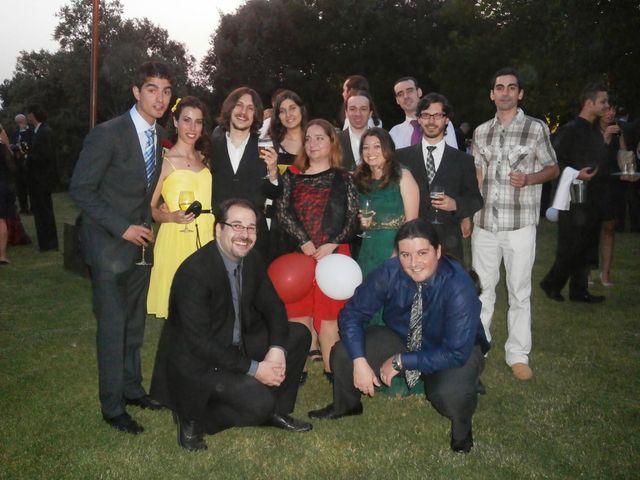La boda de Aida y David en Villatobas, Toledo 36